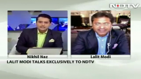 Lalit Modi Tells BCCI Has Been Foolish to Suspend Rajasthan Cricket Association