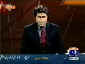 Capital Talk 7th May 2014 by Hamid Mir on Wednesday at Geo News