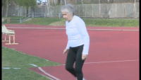 At The Age of 95 Still Breaking Athletic Records