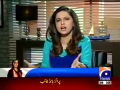 Meray Mutabiq 10th May 2014 by Hassan Nisar on Saturday at Geo News