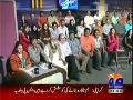 Khabar Naak 10th May 2014 by Aftab Iqbal on Saturday at Geo News