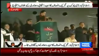 Imran Khan's Speech on 11th May 2014 At D-Chowk Jalsa Islamabad
