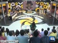 Mazaaq Raat 12th May 2014 by Nauman Ijaz on Monday at Dunya News
