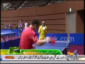 Man With No Hands Yet Playing Table Tennis