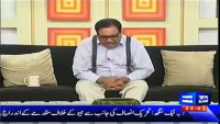 Hasb-e-Haal 18th May 2014 by Junaid Saleem,Sohail Ahmed and Najia on Sunday at Dunya News