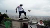 Amazing Foot baller