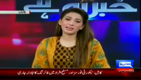 Khabar Ye Hai 23rd May 2014 by Rauf Klasara, Saeed Qazi and Shazia Zeeshan on Friday at Dunya News