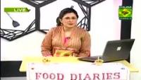 Food Diaries 14th May 2014