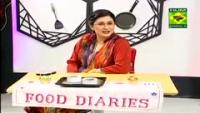 Food Diaries 8th May 2014