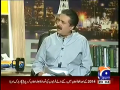 Khabar Naak 25th May 2014 by Aftab Iqbal on Sunday at Geo News