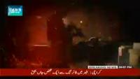 Raid 25th May 2014 by Ali Hashmi on Sunday at Dawn News