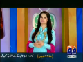 Hum Sab Umeed Say Hain 27th May 2014 by Saba Qamar on Tuesday at Geo News