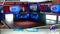 Aaj Kamran Khan Kay Saath 30th May 2014 Friday at Geo News