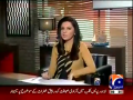 Meray Mutabiq 1st June 2014 by Hassan Nisar on Sunday at Geo News