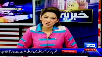 Khabar Ye Hai 4th June 2014 by Rauf Klasara, Saeed Qazi and Shazia Zeeshan on Wednesday at Dunya News