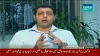 Raid 8th June 2014 by Ali Hashmi on Sunday at Dawn News