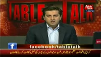 Table Talk 9th June 2014 by Adil Abbasi on Monday at Abb Takk