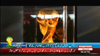 Story Behind The Football World Cup Trophy