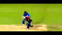 Dhoni Fastest Stumping in 0.09 Sec World Record