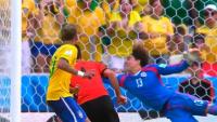 Guillermo Ochoa Amazing Goal Save