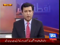 Nuqta e Nazar 19th June 2014 by Mujeeb Ur Rehman Shami on Thursday at Dunya News