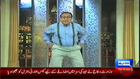 Hasb-e-Haal 19th June 2014 by Junaid Saleem,Sohail Ahmed and Najia on Thursday at Dunya News