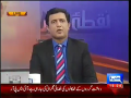 Nuqta e Nazar 23rd June 2014 by Mujeeb Ur Rehman Shami on Monday at Dunya News