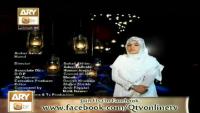 Ramzan Naat