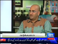 Mazaaq Raat 25th June 2014 by Nauman Ijaz on Wednesday at Dunya News