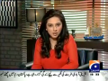 Meray Mutabiq 27th June 2014 by Hassan Nisar on Friday at Geo News