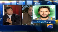 Nawaz Sharif And Imran Khan Should Play T20 Match Said Shahid Afridi