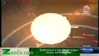 Target 28th June 2014 by Sherry on Saturday at Ajj News TV
