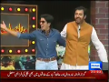 Mazaaq Raat 30th June 2014 by Nauman Ijaz on Monday at Dunya News