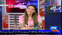 Khabar Ye Hai 30th June 2014 by Rauf Klasara, Saeed Qazi and Shazia Zeeshan on Monday at Dunya News