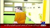 Aik Din Geo k Sath 30th June 2014 by Sohail Warraich on Monday at Geo News