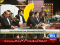 Mazaaq Raat 9th July 2014 by Nauman Ijaz on Thursday at Dunya News