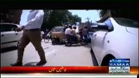 Gunahgar Kaun 10th July 2014 by  on Thursday at Samaa News TV