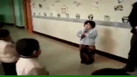 Tilawat by Chinese National Muslim Kid