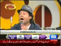 Mazaaq Raat 21st July 2014 by Nauman Ijaz on Monday at Dunya News