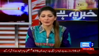 Khabar Ye Hai 21st July 2014 by Rauf Klasara, Saeed Qazi and Shazia Zeeshan on Monday at Dunya News