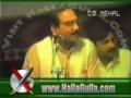 Ather Shah Jedi - Mazahiya Mushaira - Rung Khushbo Gulab Day Mujhko