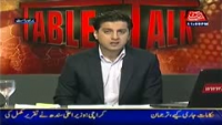 Table Talk 22nd July 2014 by Adil Abbasi on Tuesday at Abb Takk