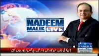 Nadeem Malik Live 23rd July 2014 on Wednesday at Samaa News