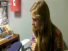 Check The Reaction of Girl on Blood Test - Funny Must Watch