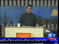 Hasb-e-Haal 25th July 2014 by Junaid Saleem,Sohail Ahmed and Najia on Friday at Dunya News