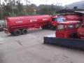 Best U-turn by Any Heavy Vehicle