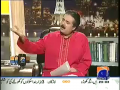 Khabar Naak 31st July 2014 by Aftab Iqbal on Thursday at Geo News