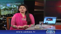 News Beat 3rd August 2014 by Paras Khursheed on Sunday at Samaa News TV