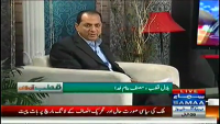 Qutb Online 6th August 2014 by Bilal Qutb on Wednesday at Samaa News
