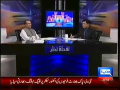 Nuqta e Nazar 6th August 2014 by Mujeeb Ur Rehman Shami on Wednesday at Dunya News